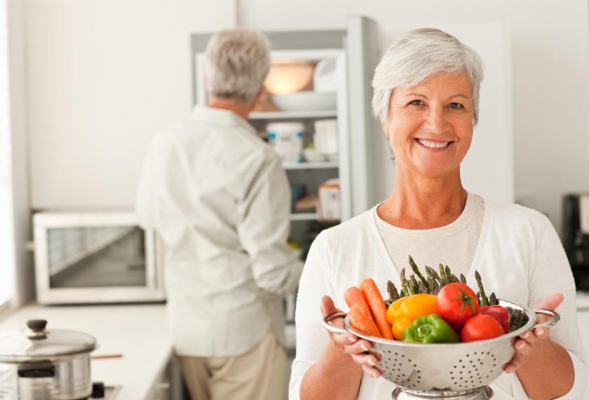 диеты для пожилых женщин